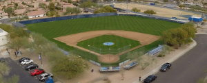 Baseball Aerial Shot 1