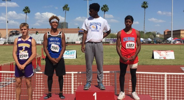 TRACK & FIELD WRAPS UP SEASON AT STATE MEETS