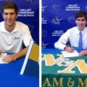 2015 National Signing day Gavin deFisser(William & Mary) & Trevor Lampson(Cal Baptist)