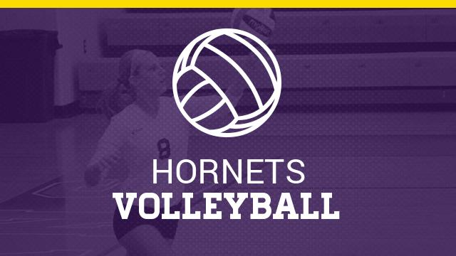 VCMS Volleyball @ home against Eisenhower