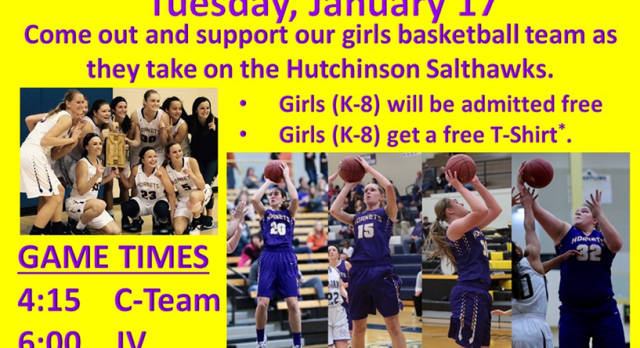 Future Lady Hornets Night