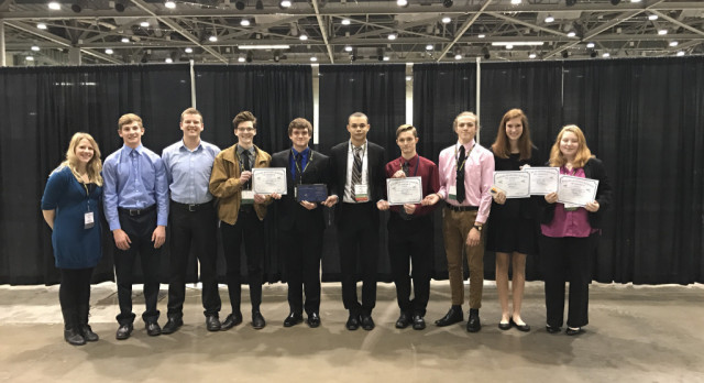 FBLA Excels at State