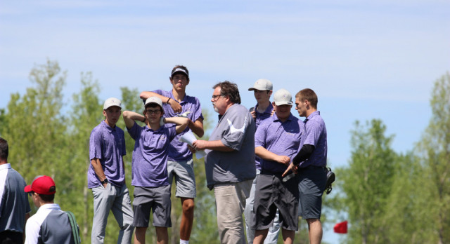 JV Golf Plays 1st Tournament at Valley Point
