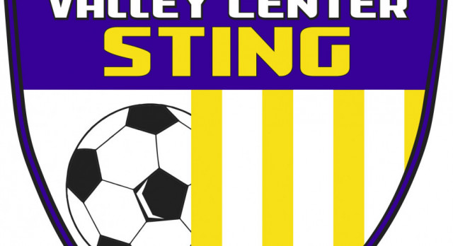Valley Center Sting Soccer Club Tryouts  6/10 & 6/17