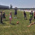 Hornet Athletes Volunteering at YSOAR