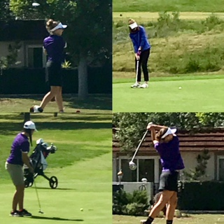 Hornet Golfers finish 8th at Andover.