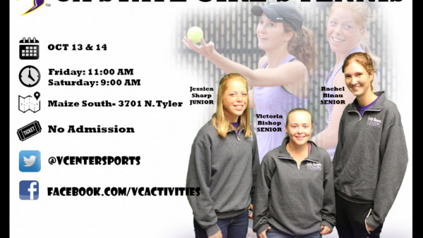 State Tennis Annoucement