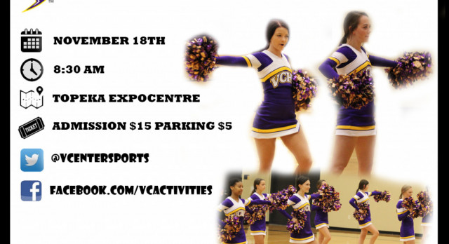 State Cheer Competition Saturday
