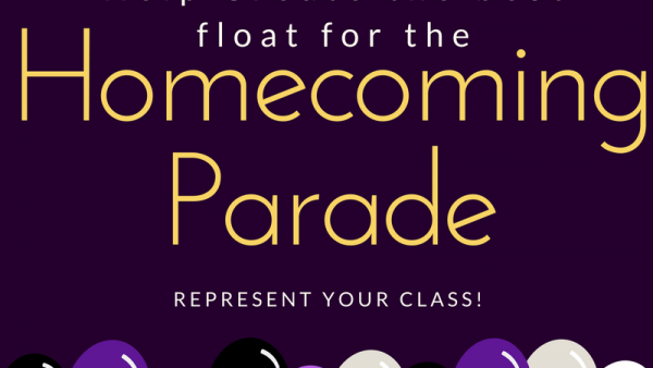HomecomingParade Floats