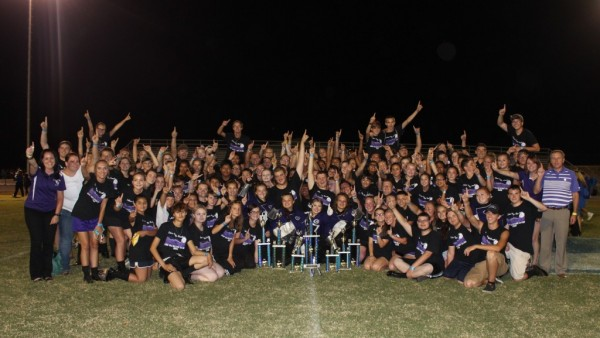 GHS Band Class 3A Champions!!