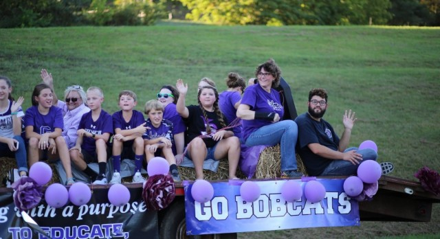 Community Comes Together For First Ever Homecoming Parade