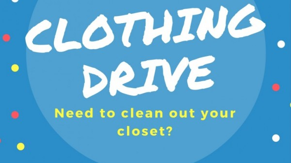 GHS CLothes Drive (1)