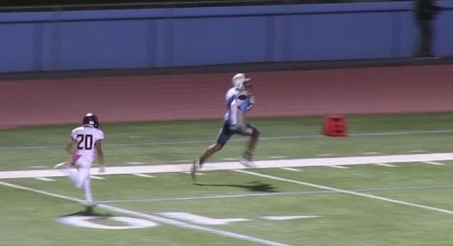 Walnut High School Varsity Football falls to West Covina High School 54-7