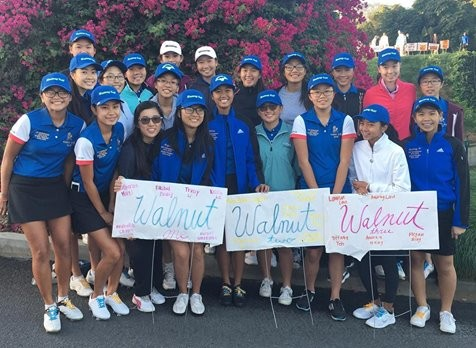 Girls Golf Advances to State Finals