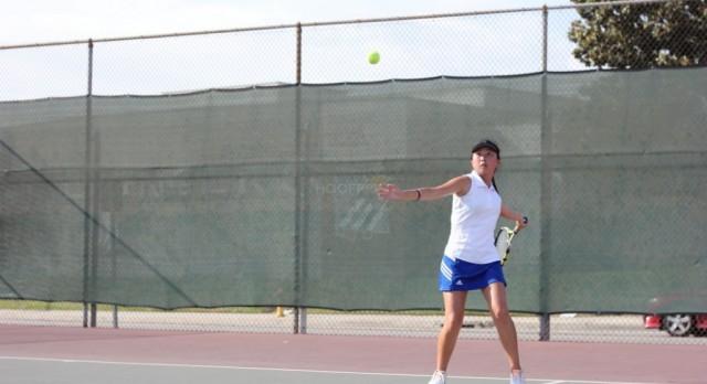 Walnut Girls Tennis Advances to CIF Finals