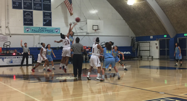 Walnut High School Girls Varsity Basketball beat Bellflower – Duarte Tournament 71-39