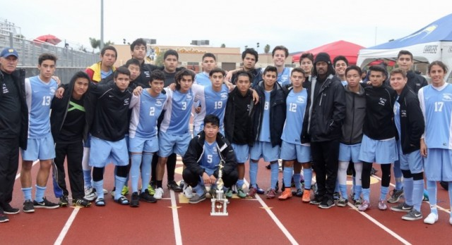 Boys Soccer to Face Baldwin Park in 1st Round of CiF