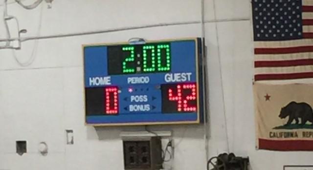 Walnut High School Girls Varsity Wrestling beat Charter Oak High School 42-0
