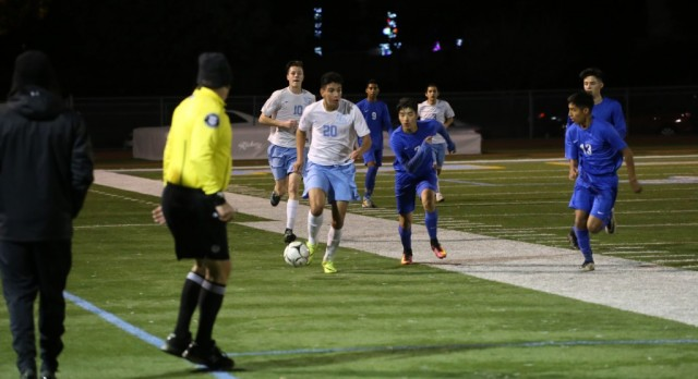 Alessandro Nova, Boys Soccer Makes All-Area 1st Team