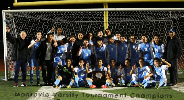 CiF – Boys Varsity Soccer falls to Baldwin Park High School 4-0