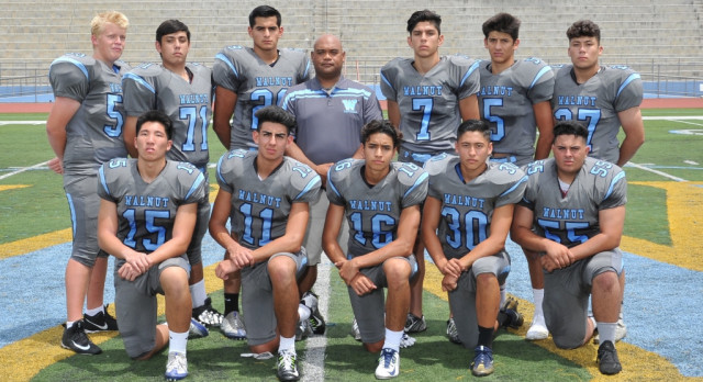 Walnut Football Returns this Week Vs Rowland