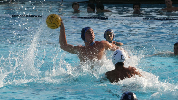 Walnut Water Polo against Sonora