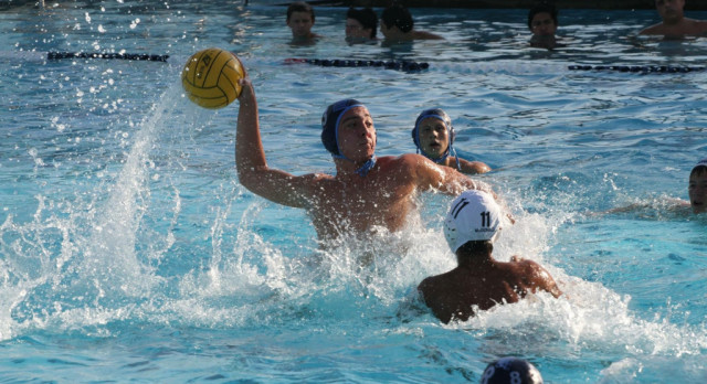 Walnut High School Boys Varsity Water Polo beat Los Altos/Hacienda Heights 23-9