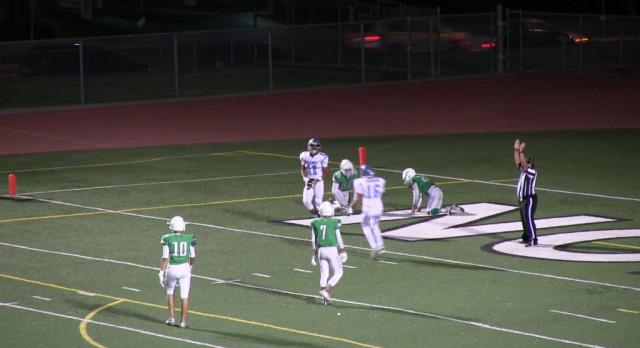 Walnut High School Varsity Football falls to Nogales High School 28-14