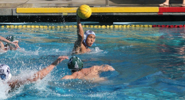 Walnut High School Boys Varsity Water Polo beat Webb 15-9