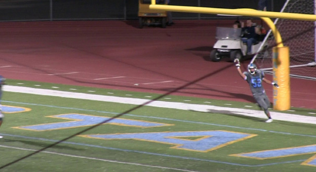 Walnut High School Varsity Football falls to Los Altos/Hacienda Heights 34-14