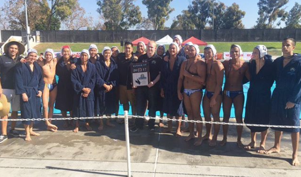Walnut High School Boys Varsity Water Polo falls to Redondo Union High School 10-7
