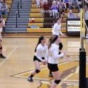 Waynedale vs. Dalton Volleyball 9/22/16