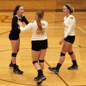 Waynedale vs. Northwestern Volleyball 9/20/16