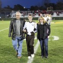 Waynedale vs. Norwayne Football (Senior Parent's Night) 10/28/16