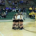 Waynedale Volleyball vs. Triway OHSAA DIII District Semi-Finals 10/25/16
