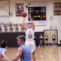 Waynedale JV/Varsity Boy's Basketball vs. Hillsdale 1/6/17
