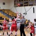 Waynedale vs. Northwest Varsity Girls Basketball 2/11/17