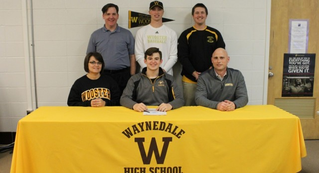 Stephen Spidell Selects College of Wooster for Baseball