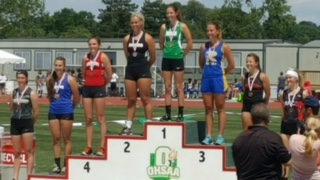 Sami Ice Captures Runner-Up in the Pole Vault for 2nd Consecutive Year at OHSAA State Championships