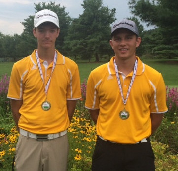 Waynedale Golf Finishes 2nd at Hillsdale Invitational 8/11/17
