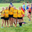 Waynedale Girls Cross Country @ Smithie Invite 9/5/17
