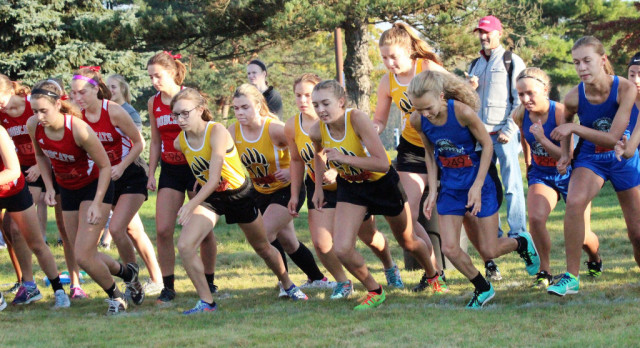 WCAL Cross Country Championship Results Saturday 10/14