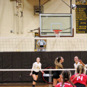 Waynedale Varsity Volleyball vs. Rittman 10/12/17