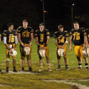 Waynedale Varsity Football vs. Smithville (Senior Night) 10/20/17