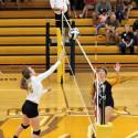 Waynedale Varsity Volleyball vs. Hillsdale 10/3/17