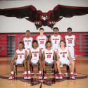 Boys JV Basketball team pic