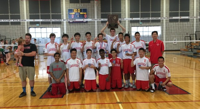 Volleyball wins NorCal Championship