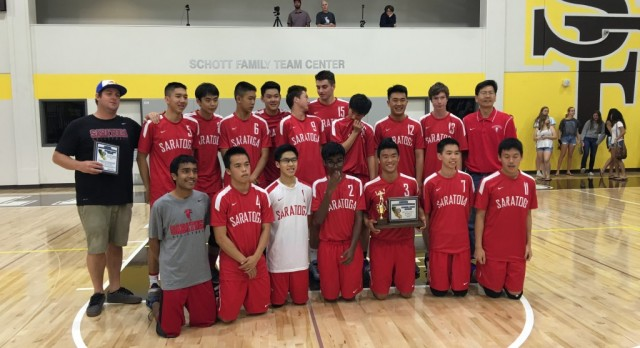 Boys Volleyball repeats as CCS Champions