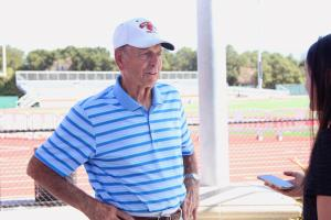 Fifty Years Later: Coach Benny Pierce reflects on players and successes