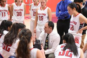 Davey steps down as varsity basketball coach after more than two decades